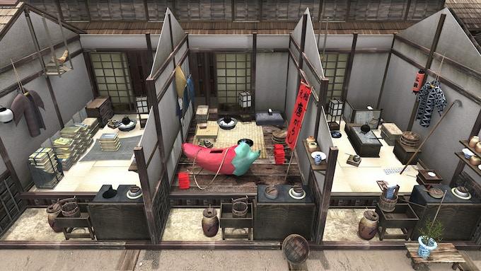 Apartment-interior-