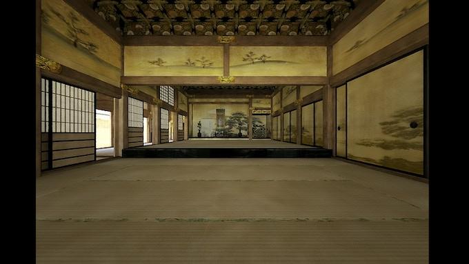 Edo Castle -Inside Overview-