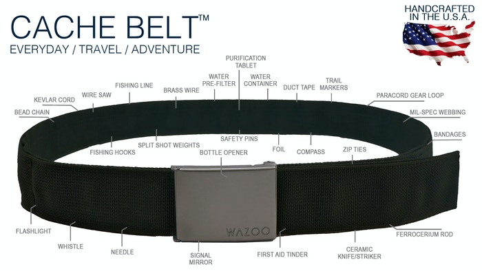 5d7cb47fd The Ultimate Everyday   Travel Accessory. It s a money belt
