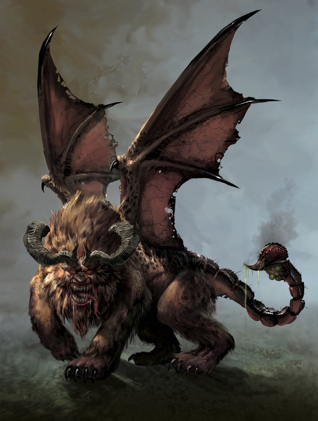 The Manticore : A god to the Feeble-Minded [KSE] 7c567aa201fc754ea82ab782ecf9929b_original
