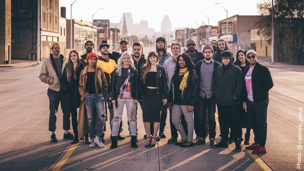 PLAYGROUND DETROIT: A Space to Empower Creators & Artists project video thumbnail