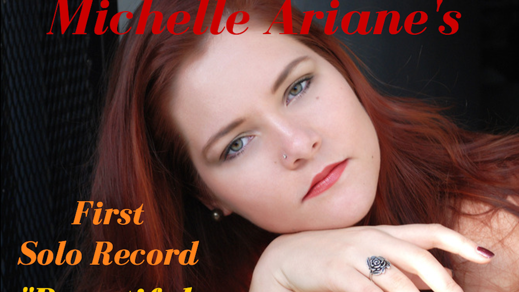 Michelle Ariane's First Full Length EP-Album ( A Great Gift) project video thumbnail
