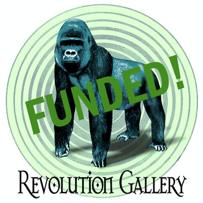 Join the art Revolution bringing pop surrealism to Buffalo,NY!