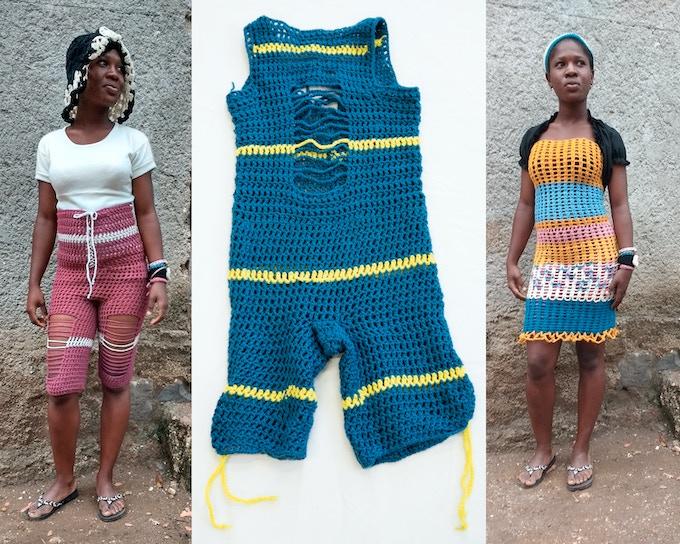 $60 - Crochet designs