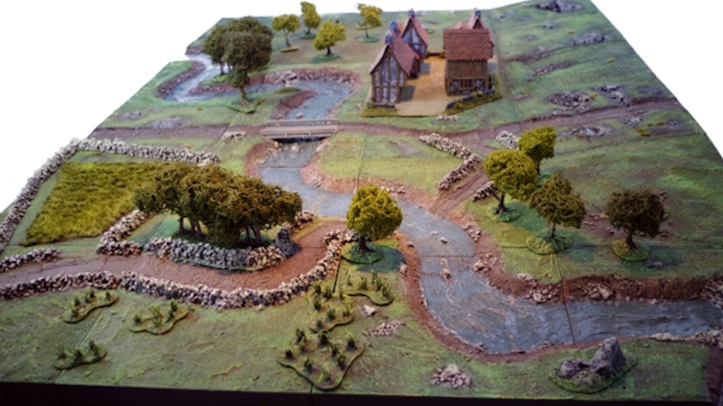 Terra-Formers the foundations of great wargames terrain project video thumbnail