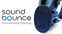 Sound Bounce - Sound Absorbing Technology