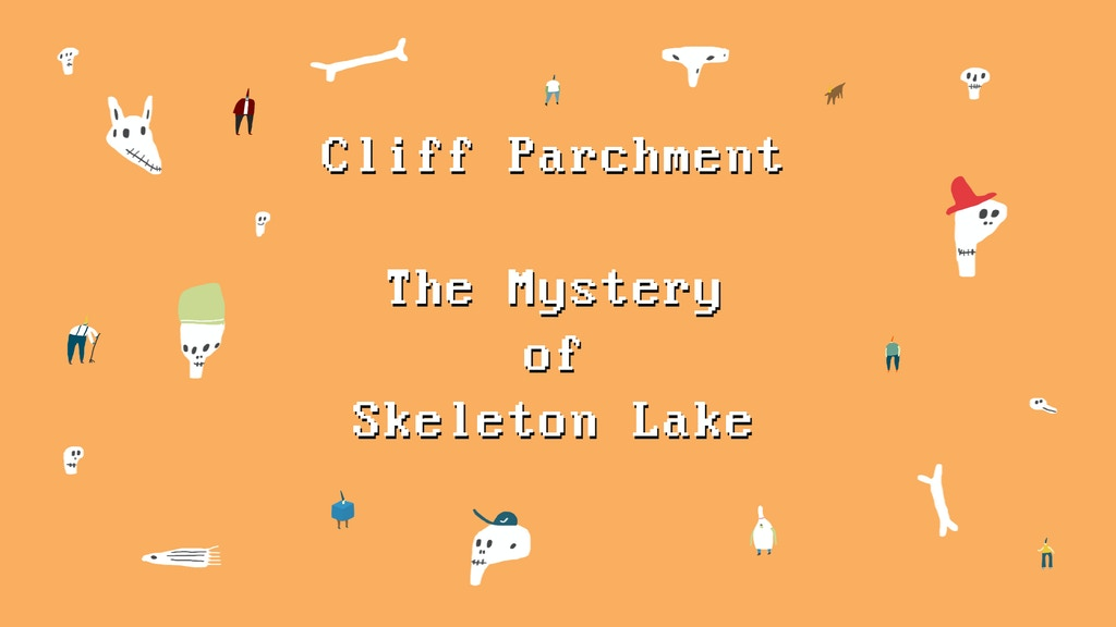 Cliff Parchment The Mystery of Skeleton Lake project video thumbnail