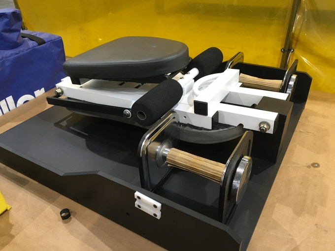 Weight bench Prototype
