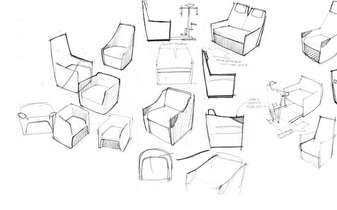 Chair Design Concepts