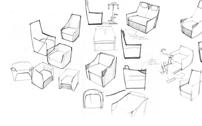Chair Design Concepts