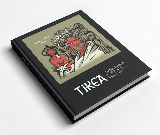 Tike'a Book (hardcover)