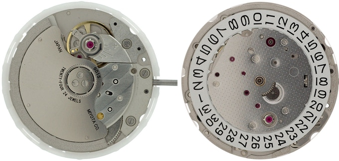 Miyota 90xx series: One of the best automatic movements to date, price vs features
