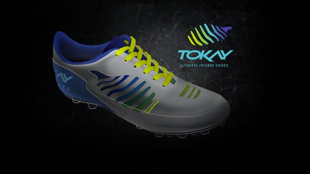 TOKAY Ultimate frisbee shoes project video thumbnail