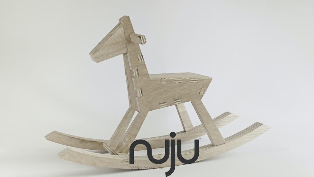 NUJU -diseño en madera/design in wood- project video thumbnail