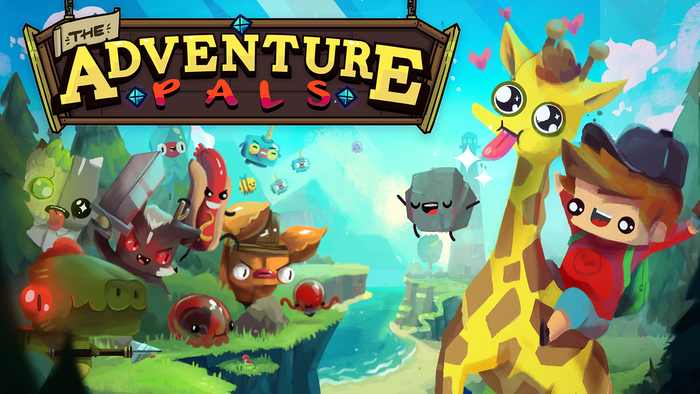 An epic adventure fuelled by imagination. Enter a gorgeous world in a game about friendship, exploration & riding giraffes.