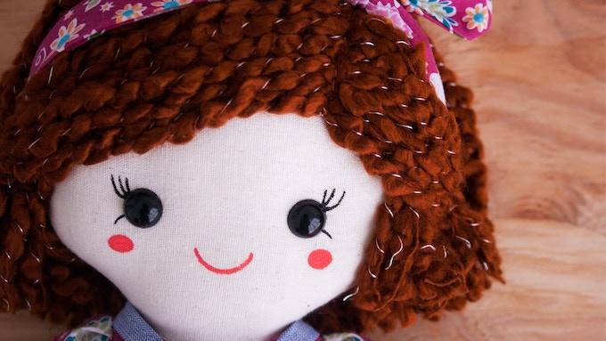 Tuti rizos, Tuti curly hair