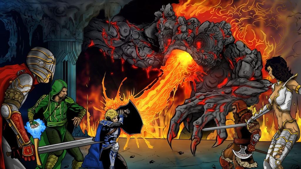 Maximum Mayhem Dungeons #4: Vault of the Dwarven King project video thumbnail