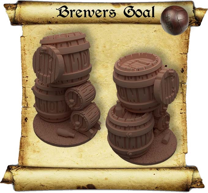 Brewers Goal Post Render