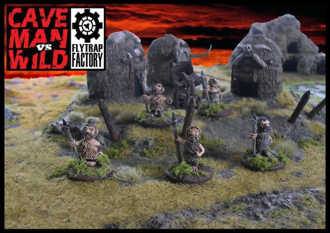 Original Pygmy Hunters