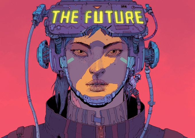 Josan Gonzalez (The Future)