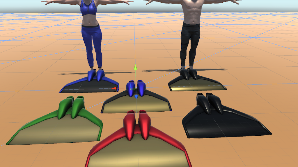 Project image for Freediving Game Assets