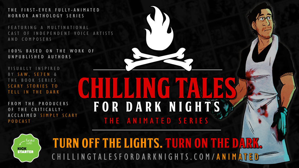 Project image for CHILLING TALES FOR DARK NIGHTS: THE ANIMATED HORROR SERIES