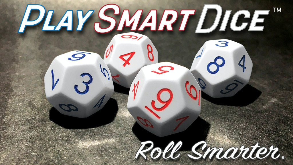 PlaySmart Dice project video thumbnail