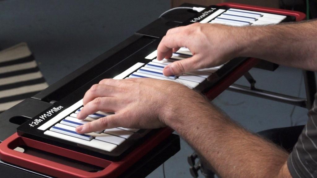 K-Board Pro 4 - Smart Fabric Keyboard project video thumbnail