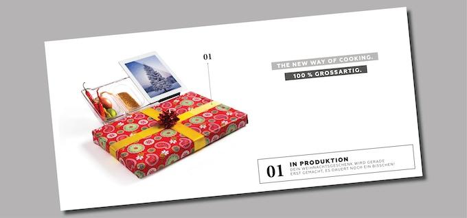 Wer etwas zum Verschenken an Heilig Abend sucht, schreibt uns bitte einfach eine kurze Nachricht (mit seiner Postadresse), um einen netten Geschenkgutschein zu bekommen.