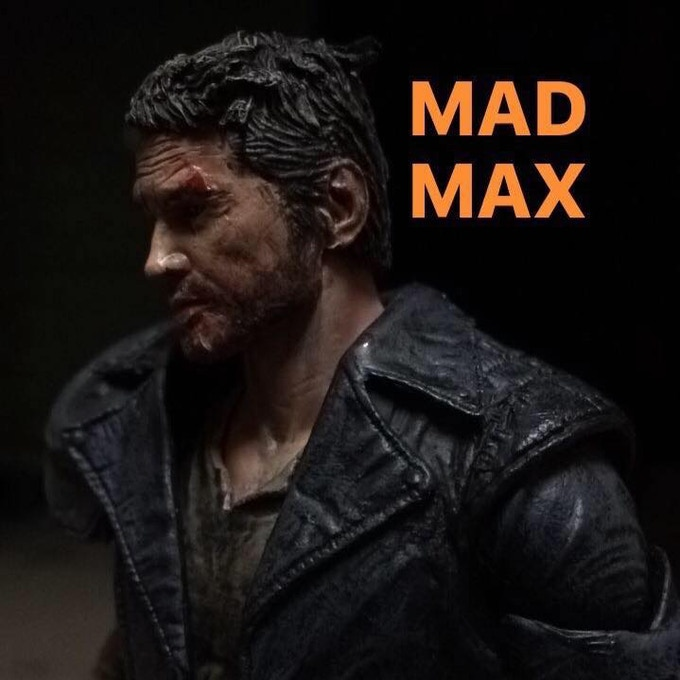 Mad Max by Captain Snikt