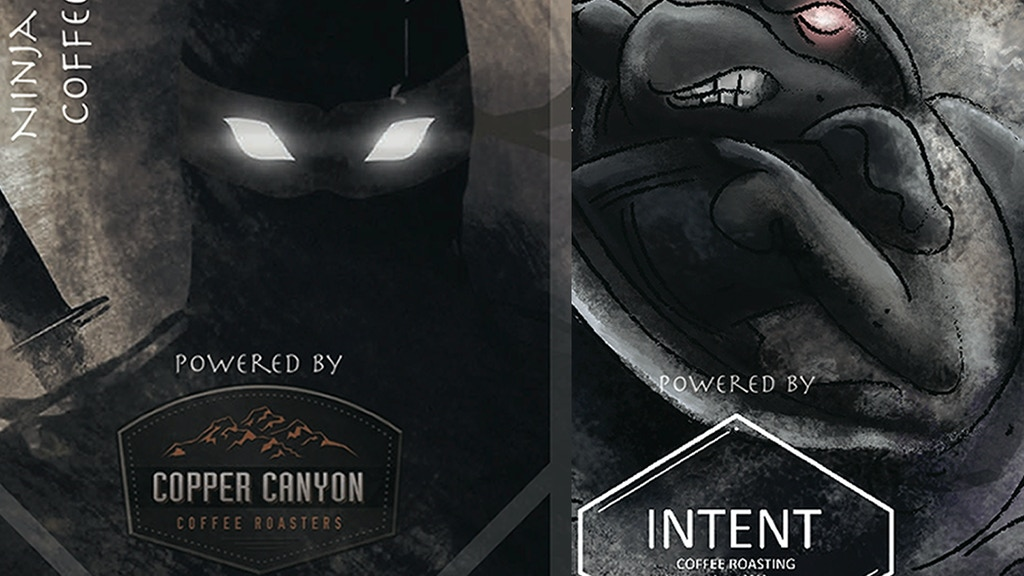 Project image for Ninja Narwhal Coffee Company - Ninja Roast Transport Medium!