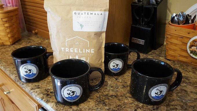NNCC campfire coffee mugs