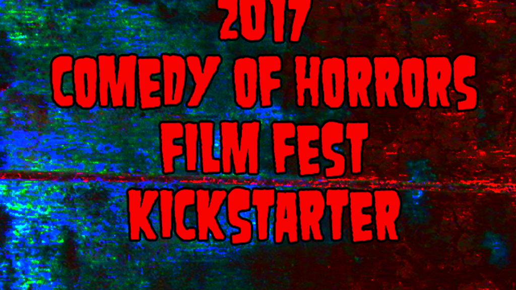 "BoneBat ""Comedy of Horrors"" Film Festival 2017 project video thumbnail"