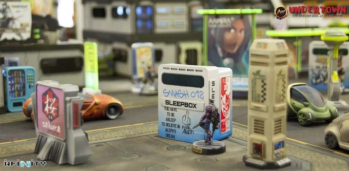 2 SleepBox's per Pack