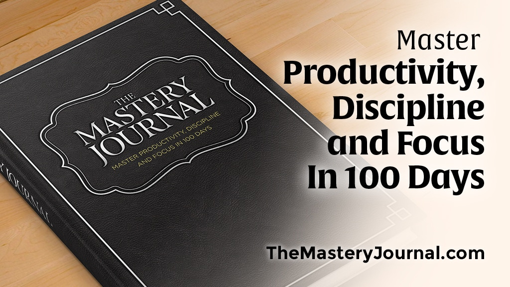The Mastery Journal by John Lee Dumas project video thumbnail