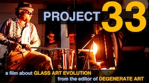 Project 33: A Glass Art Evolution