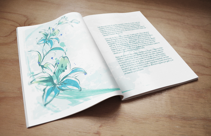 La antología está editada en formato de lujo