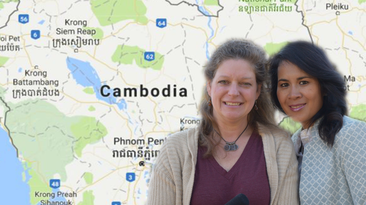 A Survivor of the brutal Khmer Rouge regime returns with her family to Cambodia in January 2017. Help me tell her story. .