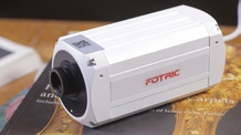 Fotric 123: Cloud-Based Thermal Camera for Early Fire Alert
