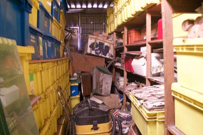 Estado de bodegas de almacenamiento/ Storage Warehouses conditions