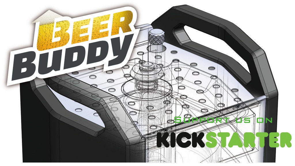 THE BEER BUDDY project video thumbnail