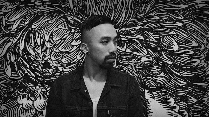 Kristopher Ho, Muralist, Hong Kong