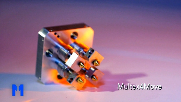 Multex4Move Hotends