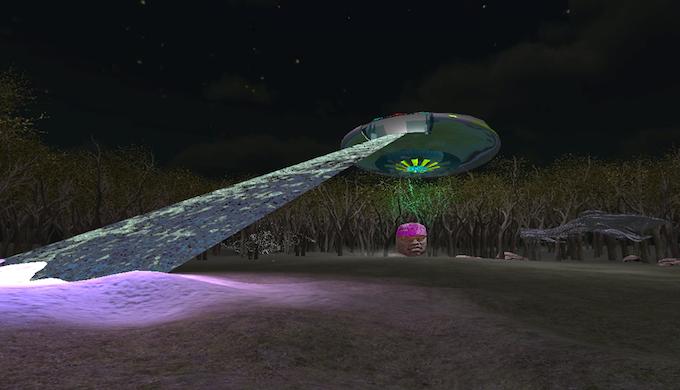 Vngravity 2. UFO