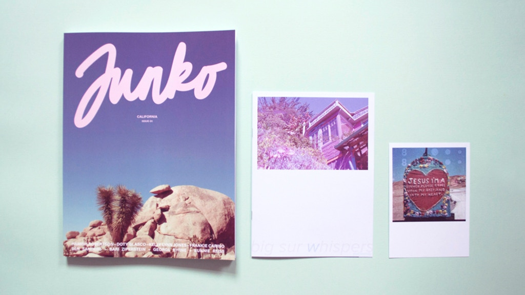 Junko Iceland - Arts & Travel Magazine project video thumbnail