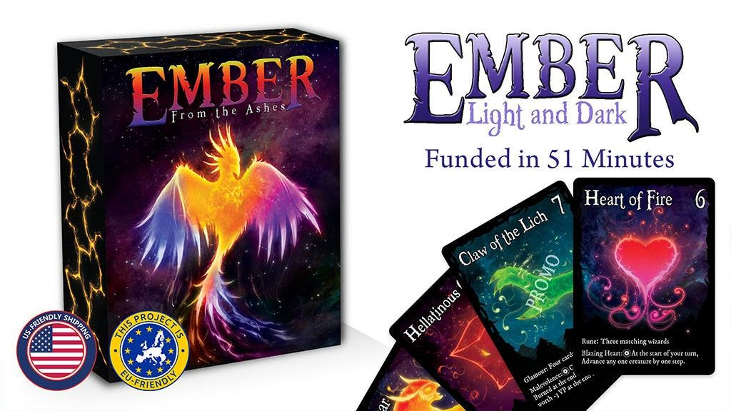 Light and Dark: an Ember Expansion with Supercharged Rules project video thumbnail