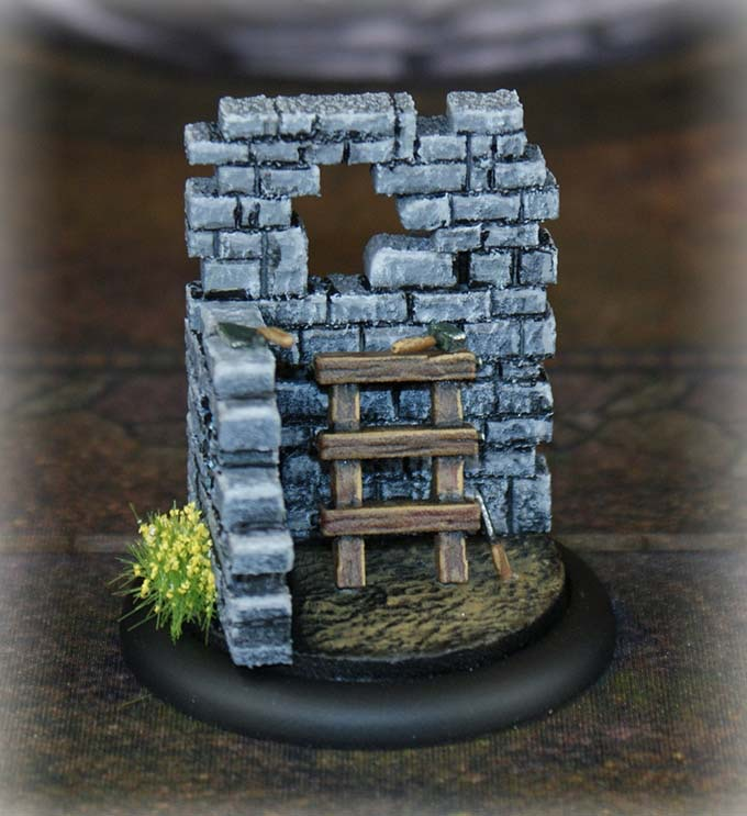 Masons Goal Post