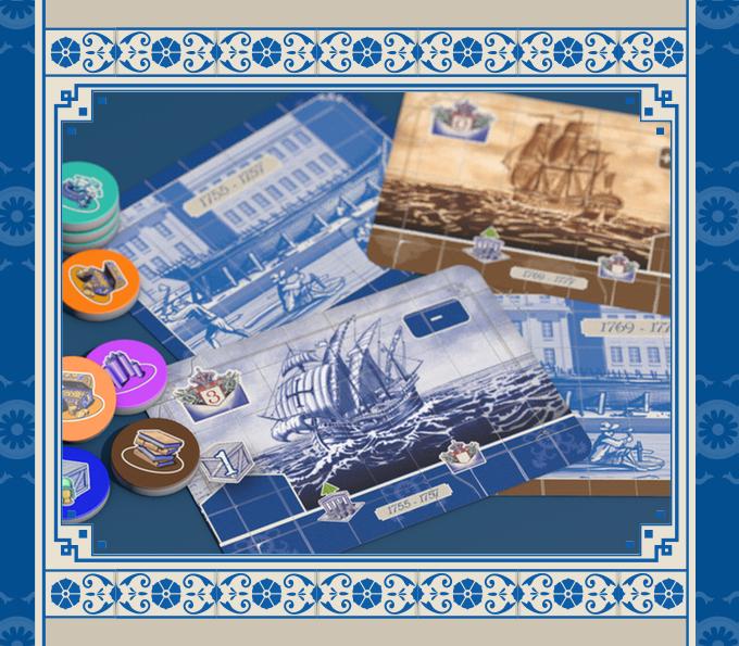 Lisboa: Ship Cards