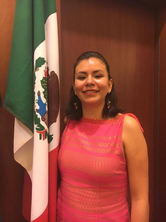 Fundadora Mónica Camacho