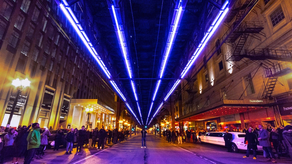 The Wabash Lights project video thumbnail